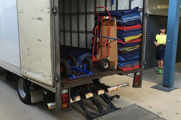 JND Removals & Furniture Transport